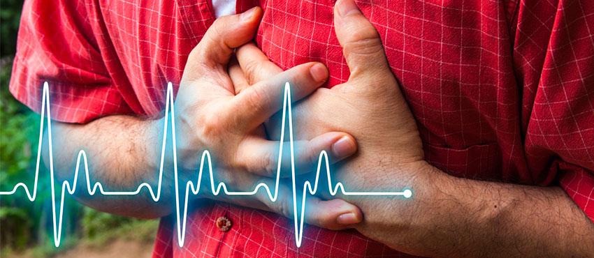 Учащенный пульс сердцебиение головокружение